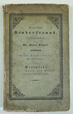 Der deutsche Kinderfreund, erste Abtheilung, vierter Band, 1836