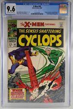X-men #45 CGC 9.6 1968 Magneto