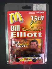 2000 #94 Bill Elliott McDonald's 25th Anniversary 1:64 Action NASCAR Diecast MIP