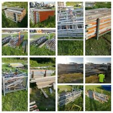 I have two Semi loads full of scaffolding that has been lightly used.