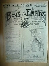 Boys of The Empire: A MAGAZINE FOR BRITISH BOYS, No.50, 5th October 1901