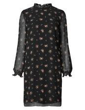 Marks and Spencer Women's Long Sleeve Boho Dresses