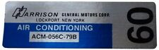 DB0401 1979 BUICK REGAL ELECTRA LESABRE SKYLARK SPECIAL GS CENTURY HARRISON A/C
