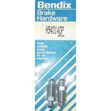 Bendix H94014DP Brake Bleeder Screws - Made in USA
