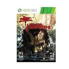 Dead Island Riptide X360 For Xbox 360 Very Good 9E
