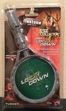 Flextone Bone Collector Lock Down Glass Pot Turkey Game Call - Turkey Hunting