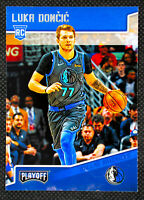 2018-19 Luka Doncic Panini Chronicles Playoff #183 ROOKIE RC