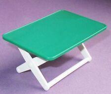 PLAYMOBIL tavolo tavolo pieghevole tavolo pezzo di ricambio Safari Ngorongoro 3413 3224 3189