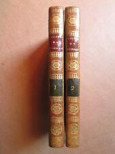 ARNOULD : DE LA BALANCE DU COMMERCE, 1791. 2 volumes + ATLAS