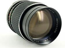Auto Revuenon objetivamente lens 135/2.8 m42 Canon EF EOS