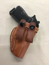 Leather IWB Holster WALTHER PPK, PPK/S (# 7375 BRN)