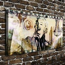 Retro Marilyn Monroe Paintings HD Print on Canvas Home Decor Wall Art Pictures