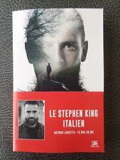 Roman policier Le mal en soi, Antonio Lanzetta, TBE