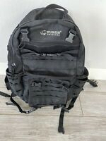 New Yukon Outfitters Tactical Backpack Black NWOT Urban Pack MOLLE
