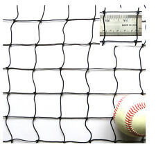 "10' X 30' Nylon Netting, #12 X 1-3/4"" SQ. MESH - Baseball/Multisport/General Net"