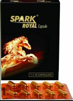 SPARK ROYAL CAPSULES FOR MEN SEX POWER 10 CAPSULES FREE SHIPPING