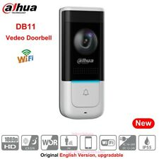 Dahua DB11 HD1080P WiFi Video Doorbell Motion Detect IR Night Vision Chime Cloud