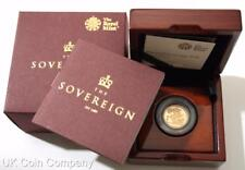 2018 Gold Half Sovereign Proof Royal Mint Privy Mark Coin Boxed Certificate