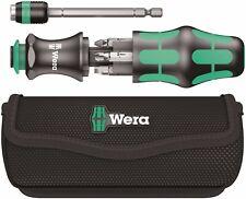 Wera Kraftform Kompakt 25 Combination Driver Magazine and Pouch Set 05051024001