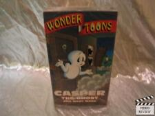 Casper The Ghost VHS Wonder Toons Animated NEW