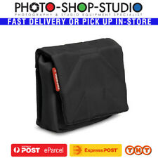 AU*Manfrotto MBSCP1BB Nano I Camera Pouch Stile (Black)for Point & Shoot Cameras