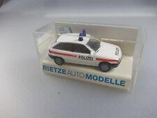 Rietze: Polizei-Wagen Österreich Nr.50481 Opel Astra   (GK7)