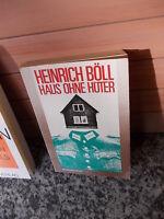 Haus ohne Hüter, ein Roman von Heinrich Böll