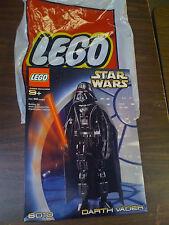 Star Wars Lego 8018 Darth Vader mit offiziellen Shop Bag NEU Kostenloser Versand USA