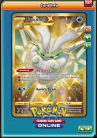 Frosmoth Secret Rare 204/192 for Pokemon TCG Online PTCGO (Digital Card)