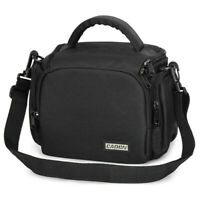 CADeN Compact Camera Single Shoulder Sling Bag for Nikon Canon Sony SLR/DSLR