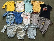 Baby Boy Sleeper/Diaper Shirt Lot of 13 (Size 6-12 Months)
