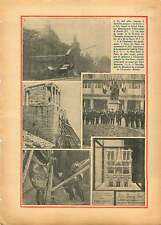 Autogire La Cierva Autogyro gyroplane gyrocopter Grand Palais 1934 ILLUSTRATION