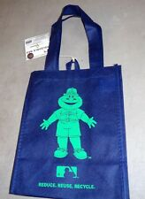 Wally the Green Monster Fenway Park Boston Red Sox Reusable Tote Bag Grocery