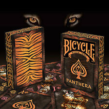 Bicycle Panthera Deck - Playing Cards - Magic Tricks - New