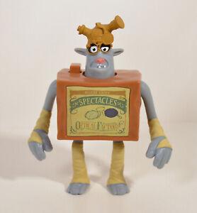 "RARE FOREIGN 2013 Specs 4.5"" McDonald's EUROPE Movie Action Figure Box Trolls"