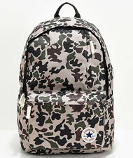 Converse Original Camouflage Camo Backpack NEW