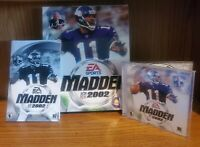 MADDEN 2002 PC FOOTBALL