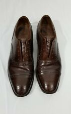 Church's -Custom Grade Leather Oxfords -Diplomat V- Made In England-UK Size 8D