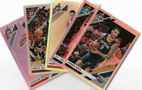 2019-20 donruss optic basketball Holo parallel u pick from list #1-150