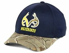 One-Fit M/L Top of the World Realtree Michigan Wolverines Ncaa