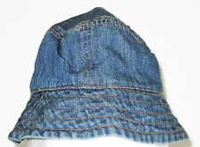 New babyGap Size 6-12 Months (13 inches circumference) Blue Denim Hat