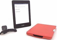 Kindle Paperwhite 2nd Gen W/ Case Bundle (Varied Color) 2GB WiFi + 3G 33-4B
