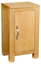 Winchester Solid Oak 1 Door Dining Room / Bedroom Cabinet / Fully Assembled