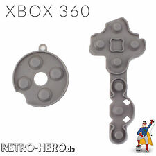 Silicone Gummipads conductive Buttons A,B,X,Y D-pad Xbox 360 Controller Rubber