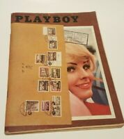 PLAYBOY Nov. 1964 GIRLS of GERMANY! Kai Brendlinger Centerfold! PLAYMATES of '63