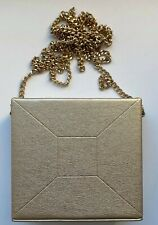 CHANEL BAG WITH CHAIN GABRIELLE GOLD SMALL RARE VIP GIFT