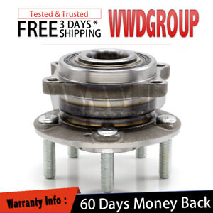 Front Wheel Hub Bearing Assembly Repalcement For 2011-2015 Kia Sorento