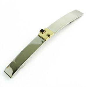 Hermes Eileen Metal Women's Barrette Gold,Silver BF516808