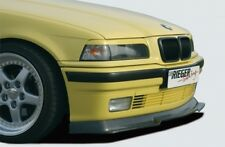 Carbon look .Rieger Spoilerlippe    BMW 3er E36 Cabrio