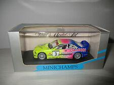 BMW M3 GTR 1993 -932381- MINICHAMPS SCALA 1:43